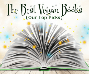 The best vegan books. Our top picks!