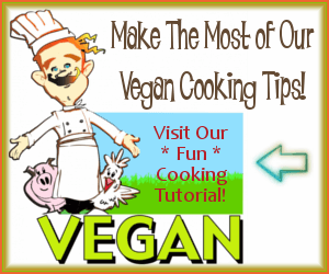 Visit our vegan cooking guide tutorial