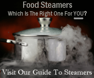 Food Steamers. Which is right for you? Our guide can help!