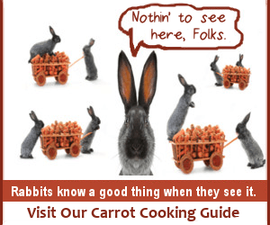 Visit our Carrot Cooking Guide