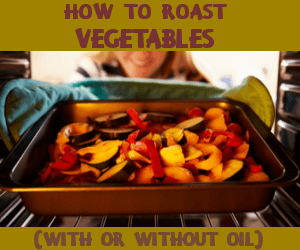 Visit our Vegetable Roasting Guide