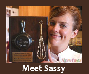 Click here to meet Sassy