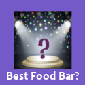 Which is the best health food bar?
