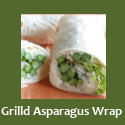 Grilled Asparagus Wraps