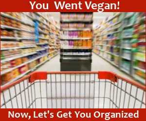 You went vegan. Now what are you supposed to do? - Click to learn more