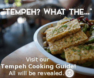 Visit our Tempeh Cooking Guide