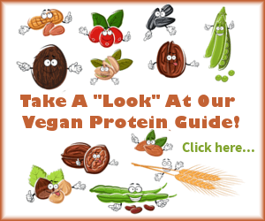 Take a LOOK at our Vegan Protein Guide