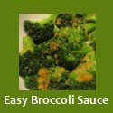 Easy Broccoli Sauce