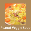 Peanut Butter Vegetable Soup