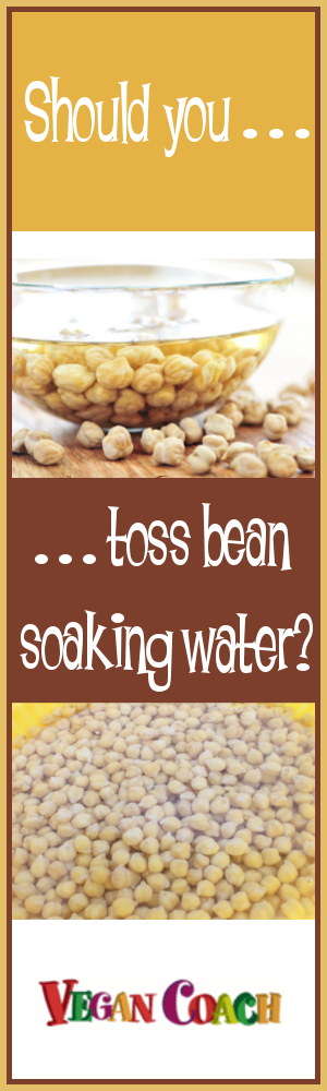 Is it necessary to toss out bean soaking water? Can you just cook the beans in the same water they were soaked in? We chat it up in this lively convo...