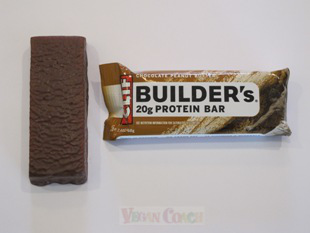 Clif Builders Bar with Wrapper