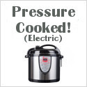Image of an electric pressure-cooker