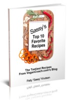 Sassy's Top 10 Favorite Recipes eBook Cover