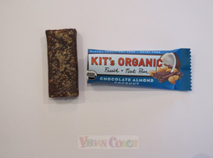 Kit's Organic Bar with Wrapper