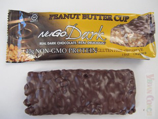 NuGo Dark Bar with Wrapper