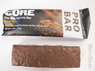Core Pro Bar with Wrapper