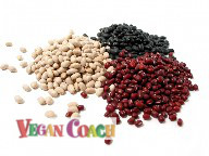 Variety of beans