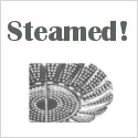 A collapsible steamer