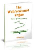 The Well-Seasoned Vegan eBook Cover