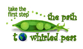 Take The 1st Step on The Path To Whirled Peas