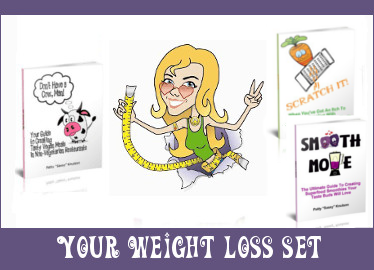 Get Down With Sass! Vegan Weight Loss Course Set
