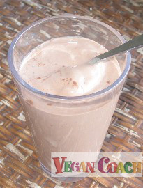 Photo of Cashew Chocolate Shake