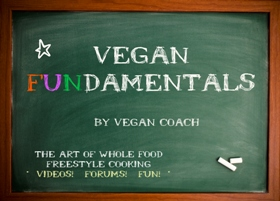 Vegan FUNdamentals!