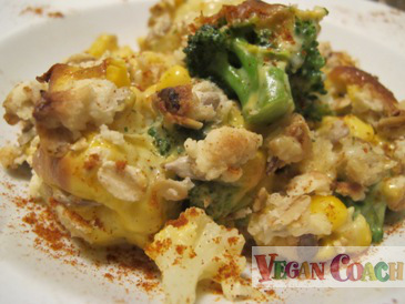 Photo of Vegetable Cheese Casserole