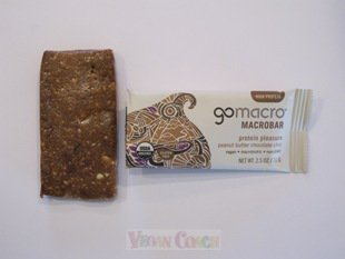 Go Macro Bar with wrapper