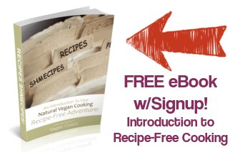 Recipes Shmecipes eBook Cover