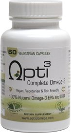Opti3 DHA/EPA supplement bottle